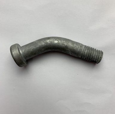 GR5 tikungan baut baja hdg 1045